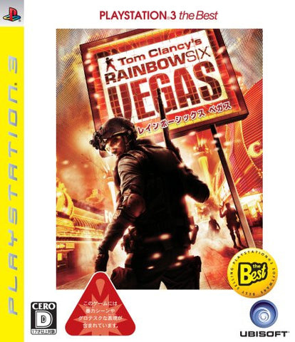 Image for Tom Clancy's Rainbow Six Vegas (PlayStation3 the Best)