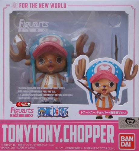 Image 2 for One Piece - Tony Tony Chopper - Figuarts ZERO - The New World (Bandai)
