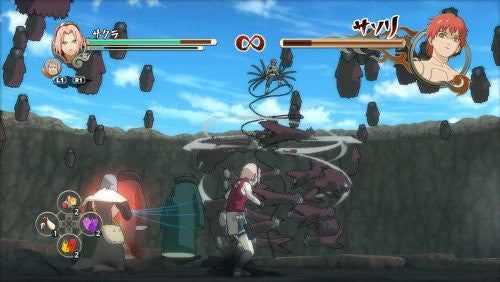 Image 3 for Naruto: Ultimate Ninja Storm 2