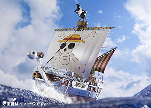 Image 4 for One Piece - Going Merry - Chogokin - One Piece 20th Anniversary Premium Color ver.