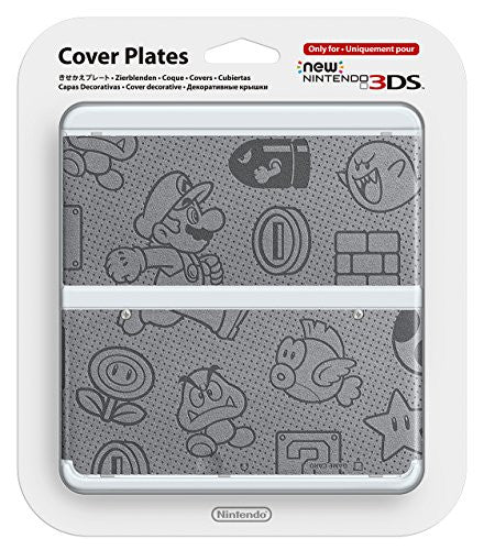 Image 1 for New Nintendo 3DS Cover Plates No.012 (Felt)