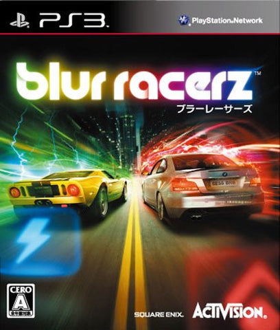 Image for Blur Racerz