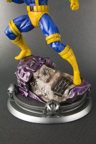 Image 10 for X-Men - Cyclops - Fine Art Statue - 1/6 - Danger Room Sessions (Kotobukiya)