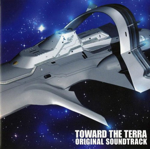 Image for TOWARD THE TERRA ORIGINAL SOUNDTRACK