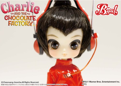 Image 6 for Charlie and the Chocolate Factory - Oompa Loompa - Byul - Docolla DB-370 - Pullip (Line) - 1/9 (Groove)