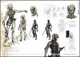 Thumbnail 2 for Metal Gear Solid 4: Guns Of The Patriots Master Art Works