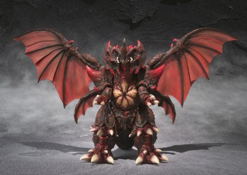 Image 2 for Gojira vs. Destoroyah - Destoroyah - S.H.MonsterArts - Final Form (Bandai)