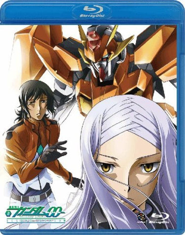 Mobile Suit Gundam 00 Second Season Vol.2