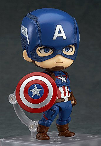 Image 6 for Avengers: Age of Ultron - Captain America - Nendoroid #618 - Hero's Edition (Good Smile Company)