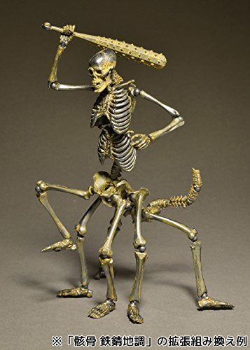 Image 6 for Skeleton - KT Project KT-005 - Revoltech - Revoltech Takeya - Iron Rust (Kaiyodo)