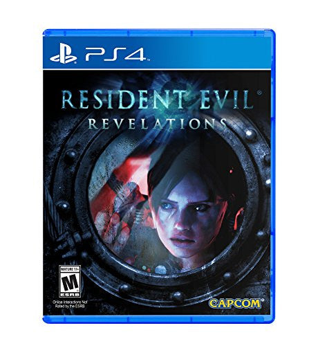 Image 1 for Resident Evil Revelations