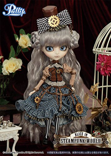 Image 5 for Pullip P-152 - Pullip (Line) - Mad Hatter - 1/6 - Alice In Steampunk World (Groove)