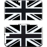 Thumbnail 2 for Design Cover for 3DS LL (Union Jack Monotone)