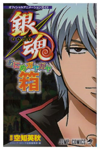Image for Gintama Anime Gayagaya Box Official Animation Guide Book