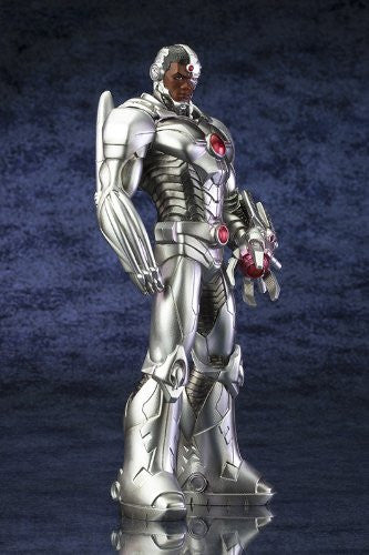 Image 10 for Justice League - Cyborg - DC Comics New 52 ARTFX+ - 1/10 (Kotobukiya)