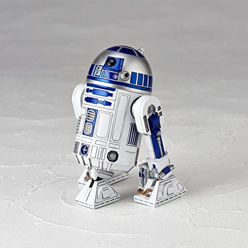 Image 7 for Star Wars - R2-D2 - Revoltech - Star Wars: Revo No.004 (Kaiyodo)