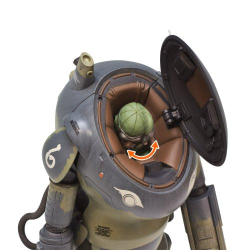 Image 6 for Maschinen Krieger - Super Armored Fighting Suit S.A.F.S. - Action Model - 04 - Ma.k. S.A.F.S - 1/16 (Sentinel)