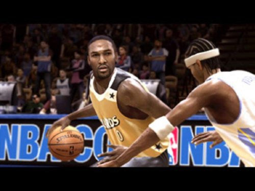 Image 3 for NBA Live 08 (EA Best Hits)