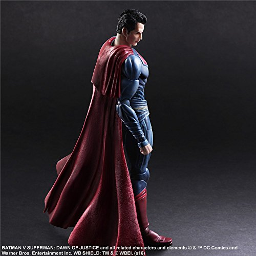 Image 6 for Batman v Superman: Dawn of Justice - Superman - Play Arts Kai (Square Enix)