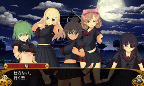 Image 10 for Senran Kagura 2 Shinku [Nyuu Nyuu DX Pack]
