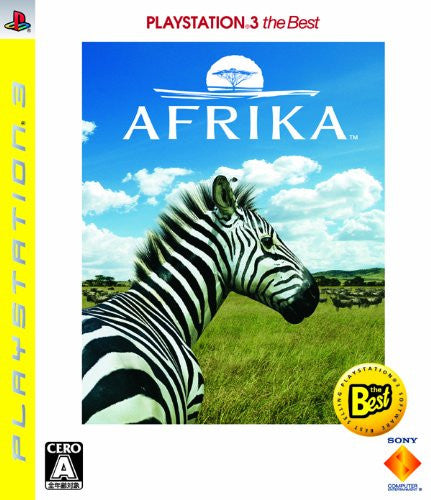 Image 1 for Afrika (PlayStation3 the Best)