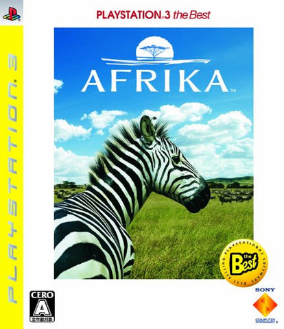 Image for Afrika (PlayStation3 the Best)