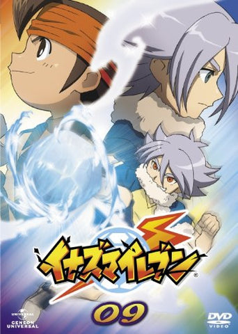Image for Inazuma Eleven 09