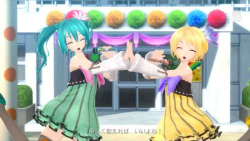 Image 5 for Hatsune Miku -Project DIVA- F 2nd