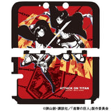 Thumbnail 3 for Shingeki No Kyojin Protect Case for 3DS LL (Crimson)