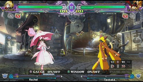 Image 7 for Blazblue: Continuum Shift Extend (Playstation3 the Best)