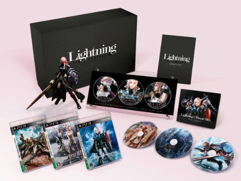 Final Fantasy XIII Lightning Ultimate Box