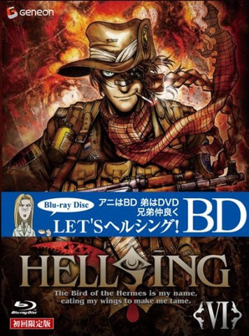 Image for Hellsing VI [Blu-ray+CD Limited Edition]