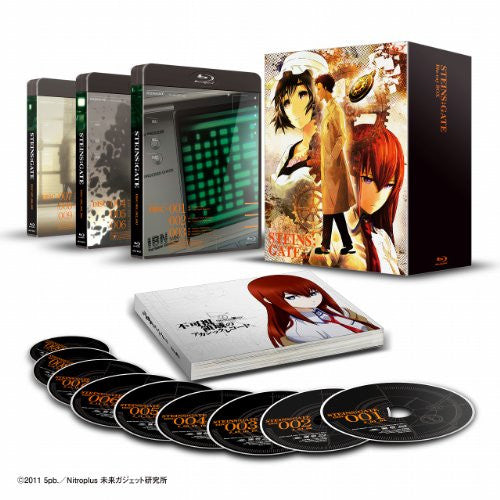 Image 1 for Steins;gate Blu-ray Box