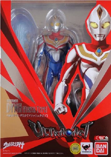 Image 10 for Ultraman Dyna - Ultra-Act - Flash Type (Bandai)