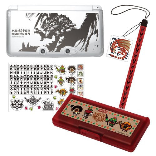 Image 4 for Monster Hunter 4 Accessory Set for 3DS
