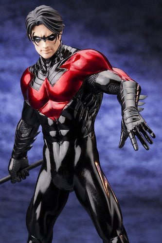 Image 12 for Justice League - Nightwing - DC Comics New 52 ARTFX+ - 1/10 (Atelier Bamboo, Kotobukiya)