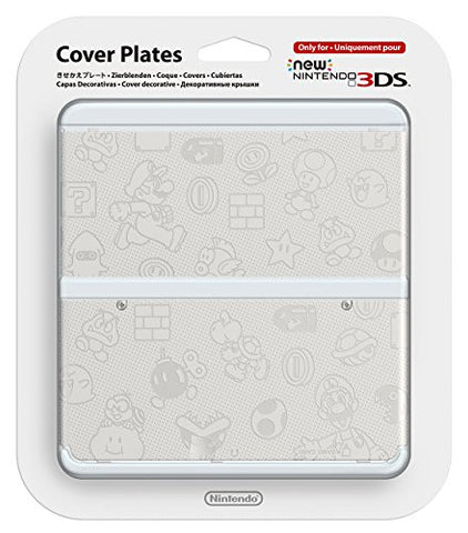 Image for Embossed Mario Cover Plate No. 023