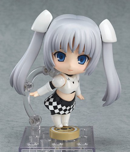 Image 2 for Miss Monochrome - Ruu-chan - Nendoroid #406-a (Good Smile Company)