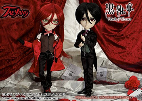 Image 2 for Kuroshitsuji ~Book of Circus~ - Grell Sutcliff - Pullip (Line) - TaeYang T-255 - 1/6 (Groove)