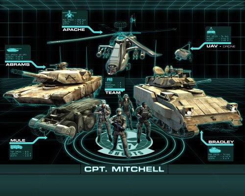 Image 5 for Tom Clancy's Ghost Recon Advanced Warfighter 2