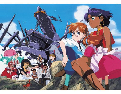 Image 4 for Return Of Nadia, Nadia The Secret Of Blue Water Animation Official Art Book