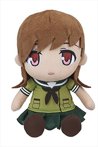 Image for Kantai Collection ~Kan Colle~ - Ooi - Osuwari Plush (Ensky)