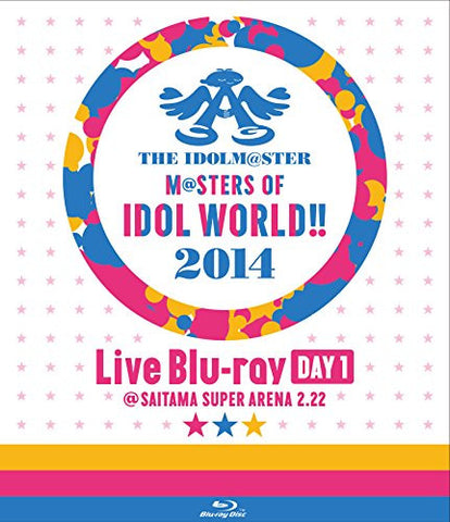 Image for Idolm@ster M@sters Of Idol World 2014 Day 1