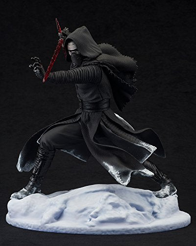 Image 11 for Star Wars: The Force Awakens - Kylo Ren - ARTFX Statue - 1/7 (Kotobukiya)