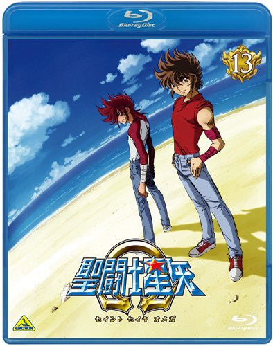 Image 1 for Saint Seiya Omega Vol.13