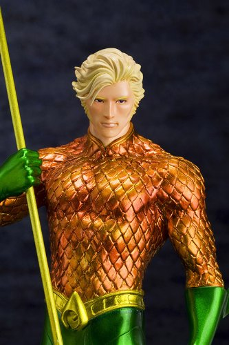 Image 3 for Justice League - Aquaman - DC Comics New 52 ARTFX+ - 1/10 (Kotobukiya)