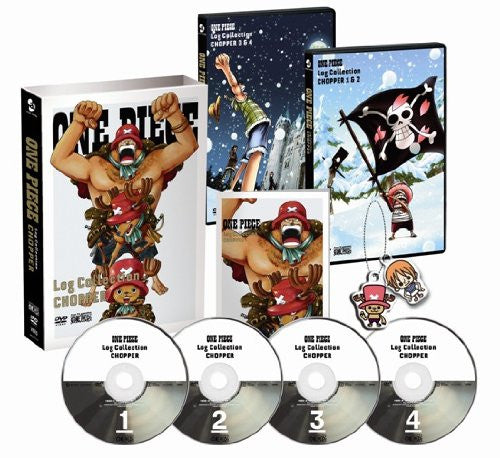 Image 2 for One Piece Log Collection - Chopper [Limited Pressing]