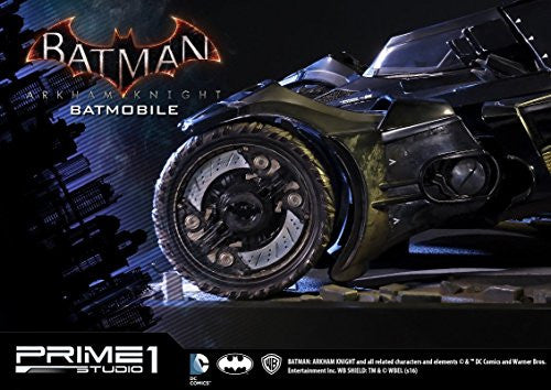 Image 3 for Batman: Arkham Knight - Museum Masterline Series MMDC-03 - Batmobile - 1/10 (Prime 1 Studio)