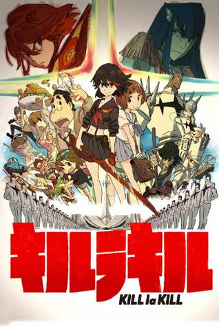 Image for Kill La Kill Vol.4