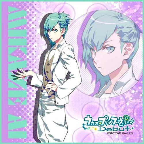 Image 1 for Uta no☆Prince-sama♪ Debut - Mikaze Ai - Towel - Mini Towel (Broccoli)